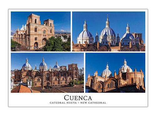 Cuenca - Catedral Nueva VIII