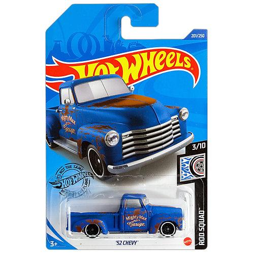 ROD SQUAD - '52 Chevy (azul)