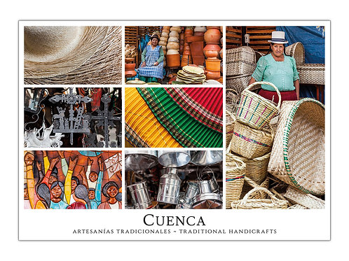 Cuenca - Artesanías Tradicionales