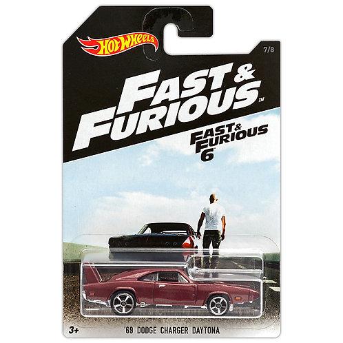 FAST & FURIOUS 6 - '69 Dodge Charger Daytona