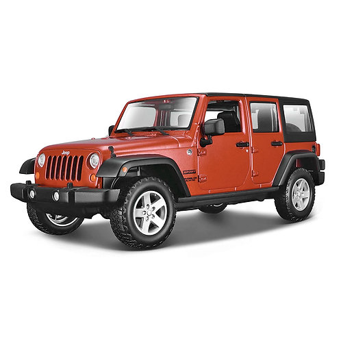 2015 Jeep Wrangler Unlimited (naranja)