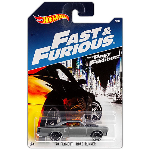 FAST & FURIOUS - '70 Plymouth Road Runner
