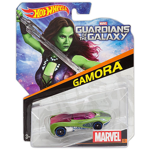 MARVEL - Gamora (Guardians of the Galaxy)
