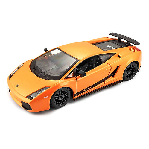 Lamborghini Gallardo Superleggera (Diecast Model Kit)