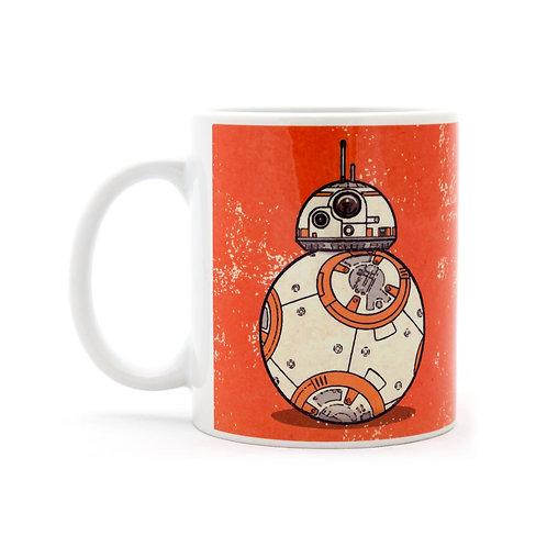 Taza - Star Wars: BB8 Orange