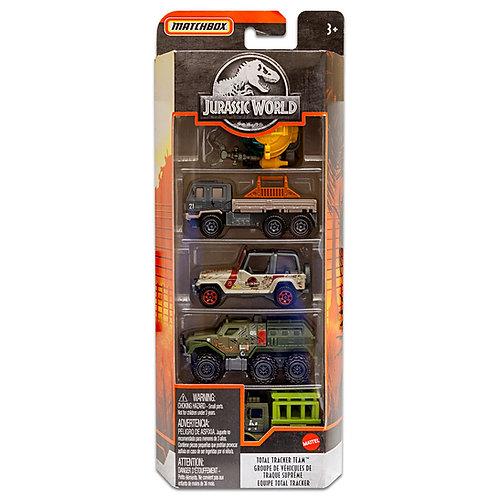Jurassic World - Total Tracker Team