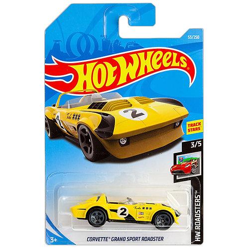 HW ROADSTERS - Corvette Grand Roadster