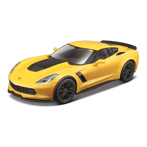 2015 Corvette Z06 (Diecast Model Kit)