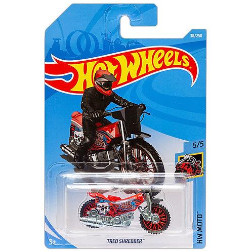 HW MOTO - Tred Shedder