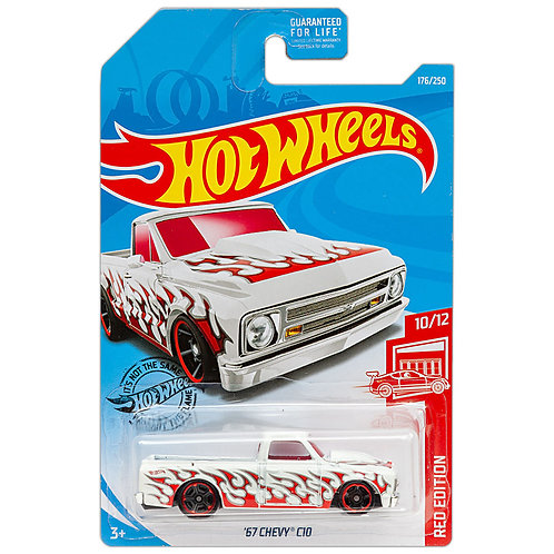 RED EDITION - '67 Chevy C10