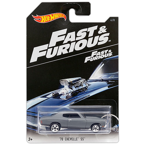 FAST & FURIOUS - '70 Chevelle SS