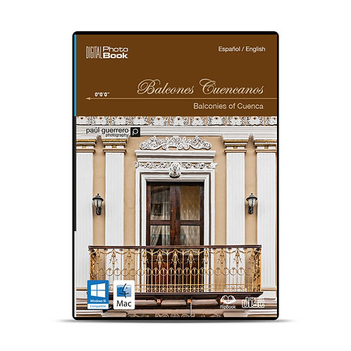 Foto-eBook: Balcones Cuencanos (Mac/PC)