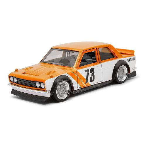 1973 Datsun 510 -Widebody- (naranja)