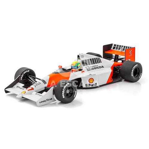 1990 McLaren MP4/5B #27 World Champion (Ayrton Senna)