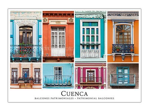 Cuenca - Balcones Patrimoniales