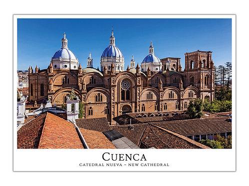 Cuenca - Catedral Nueva II