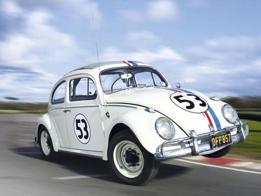 1963 VW Beetle 'The Love Bug' Herbie