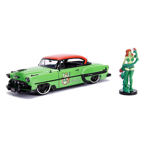 Poison Ivy & 1953 Chevy Bel Air