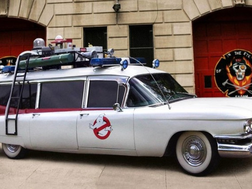 Ghostbusters 'ECTO-1'