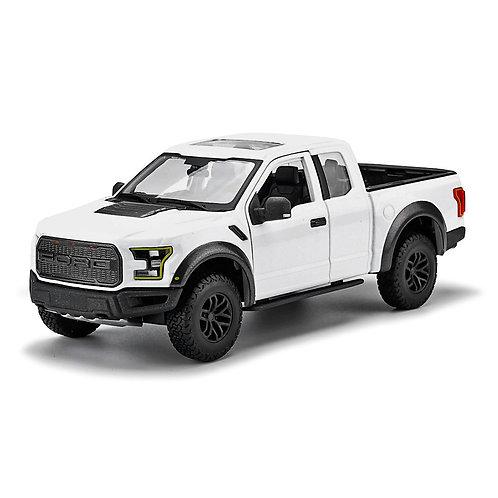 2017 Ford Raptor (blanco)