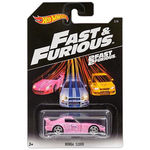 FAST & FURIOUS 2 - Honda S2000