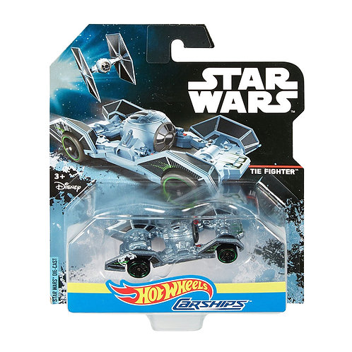 STAR WARS - Tie-Figther
