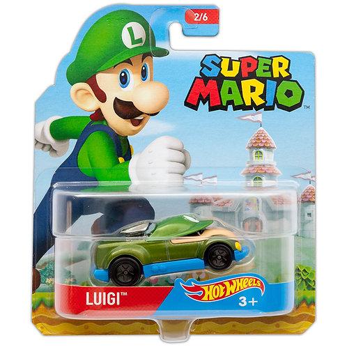 Super Mario - Luigi (2017)