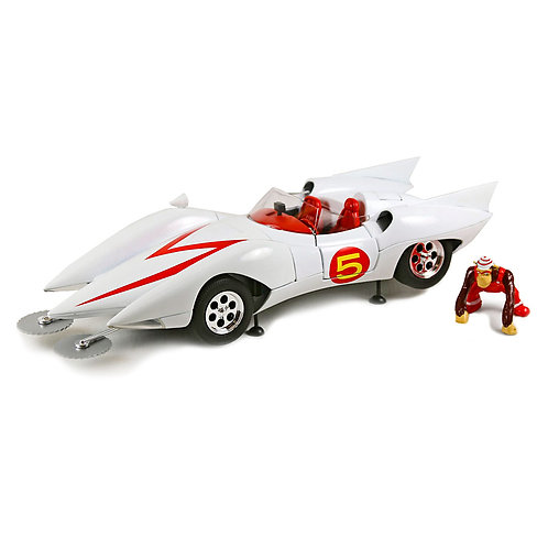 AMERICAN MUSCLE (ERTL) - Speed Racer: Mach 5