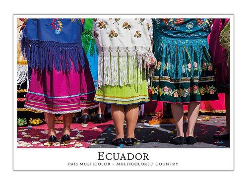 Ecuador - País Multicolor