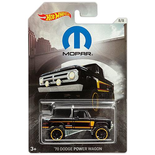 MOPAR - '70 Dodge Power Wagon