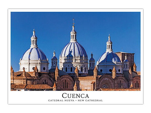 Cuenca - Catedral Nueva V