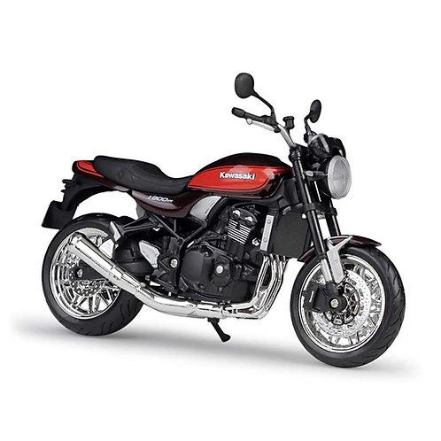 Kawasaki Z900RS (negro)