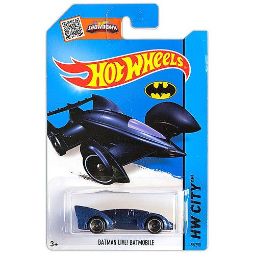 HW CITY - Batman Live! Batmobile