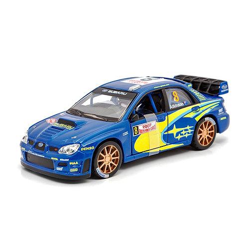2007 Subaru World Rally Team #8 'C. Atkinson'