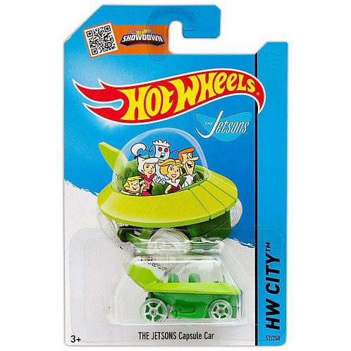 HW CITY - The Jetsons Capsule Car