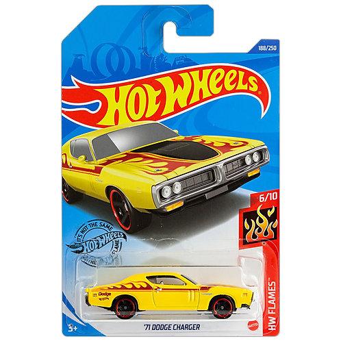 HW FLAMES - '71 Dodge Charger