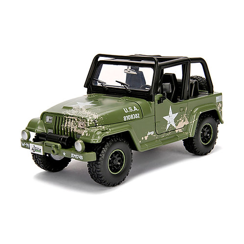 1992 Jeep Wrangler ARMY