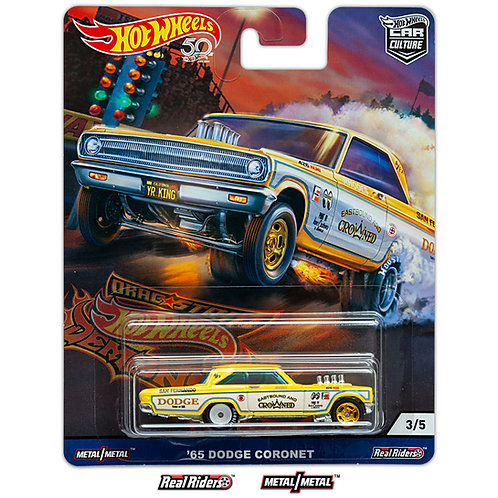 DRAG STRIP DEMONS - '65 Dodge Coronet