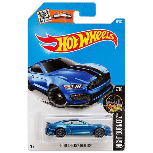 NIGHT BURNERZ - Ford Shelby GT350R