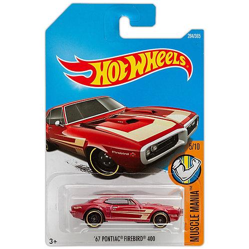 MUSCLE MANIA - '67 Pontiac Firebird 400