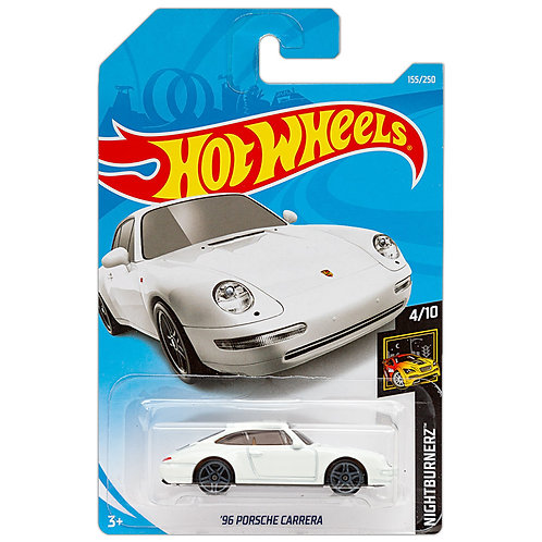 NIGHTBURNERZ - '96 Porsche Carrera (Blanco)