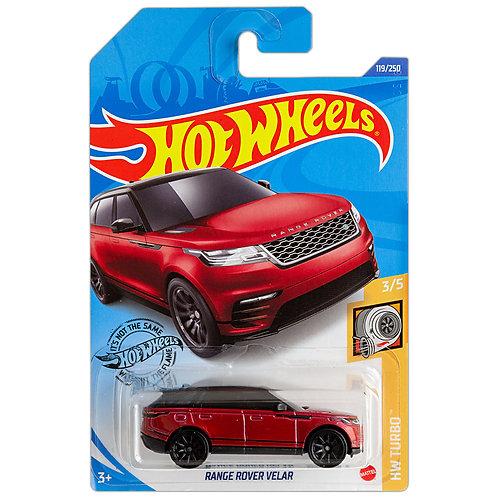 HW TURBO - Range Rover Velar (rojo)