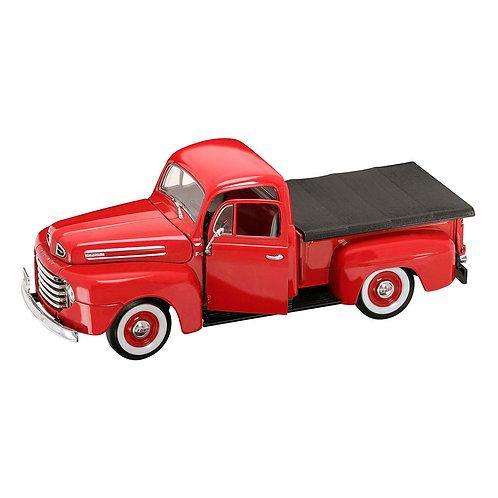 1948 Ford F-1 Pickup (Rojo)