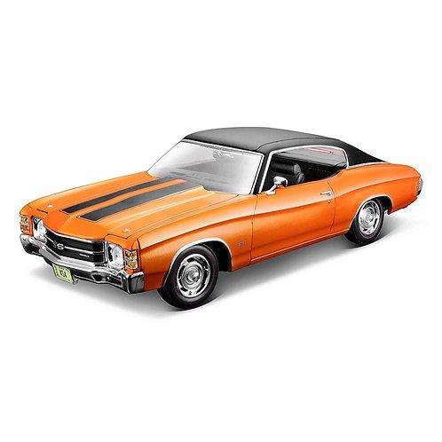 1971 Chevrolet Chevelle SS 454 Sport (naranja)