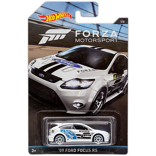 FORZA MOTORSPORT - '09 Ford Focus RS