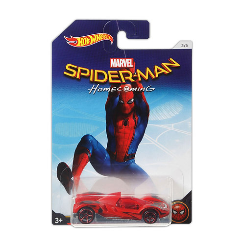 SPIDER-MAN Homecoming - Teegray