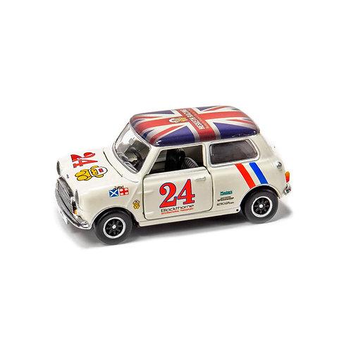 Mini Cooper Hesketh Racing Team #24