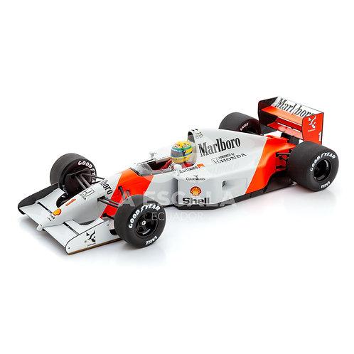 1992 McLaren MP4/7 #1 (Ayrton Senna)