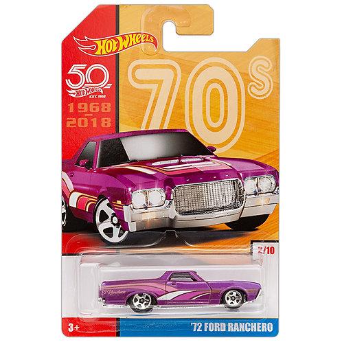 THROWBACK - '72 Ford Ranchero