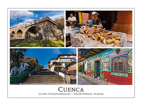 Cuenca - Lugares Tradicionales